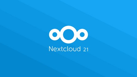 NextCloud 21
